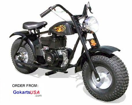 Yerf Dog 31700 Mini Bike