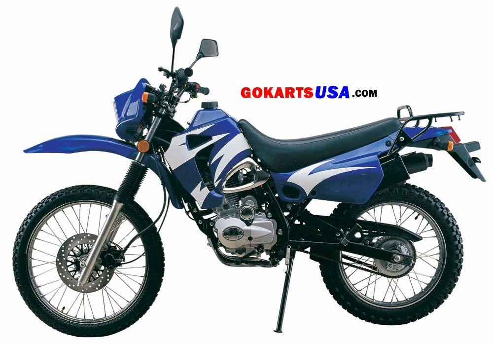 Kinroad Xt 125 18. Kinroad Dual Sport 200 Dirt