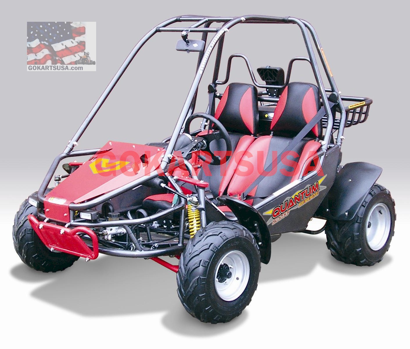 Quantum 150cc Dune Buggy by American Sportworks