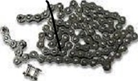 Drive Chain, for 196cc MID XRX Gokart, by TrailMaster