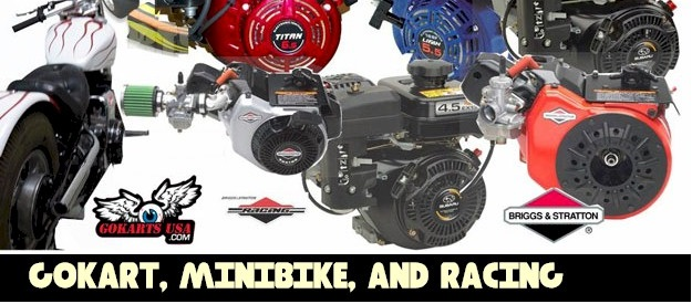 engines for gokarts kart racing minibikes dune buggy wakeboard engines for gokart buggy minibike kart racing pit bikes quarter midget jr dragster wakeboard winch by briggs stratton honda titan subaru