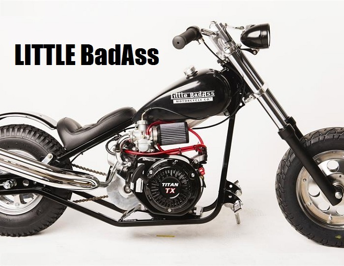 Little BadAss Minichopper $1,695