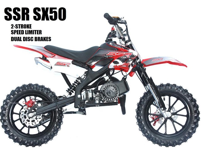 SX50 Bike 2-Stroke $479