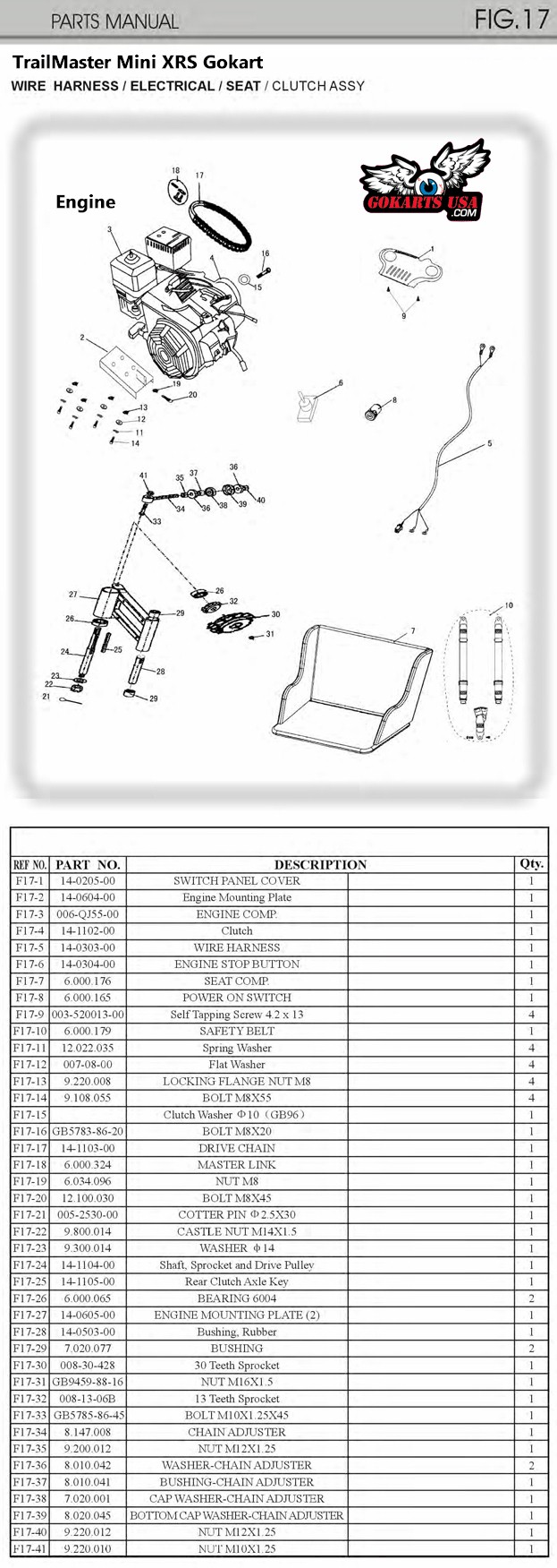 Wiring Diagram For Gy6 150cc Scooter in addition Gy6 Buggy Wiring likewise TrailMaster Mini XRX XRS Gokart 163cc Engine Crankshaft Assembly likewise Engine Parts TrailMaster 150 XRS XRX Buggy Gokart Head 3 besides TrailMaster Mini XRX XRS Gokart Parts Engine Wiring Clutch 4. on trailmaster go kart engine diagram