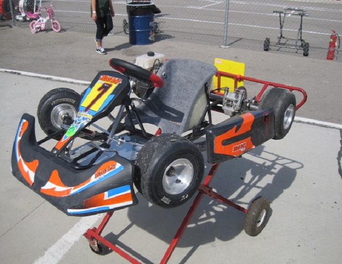 Voodoo Kid Race Kart