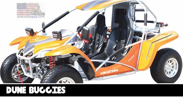 Huge Selection of Go Karts and Buggies
