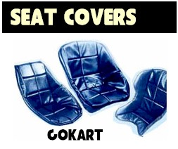 Kart Padded Seat Covers