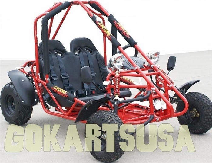 Kandi Mini Spider 110 Kids Gokart $1,188