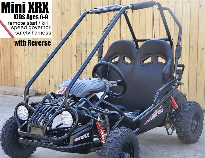 Interceptor 163 XRX Kids Gokart with Reverse