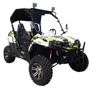 TrailMaster Challenger 300X UTV Side-by-Side