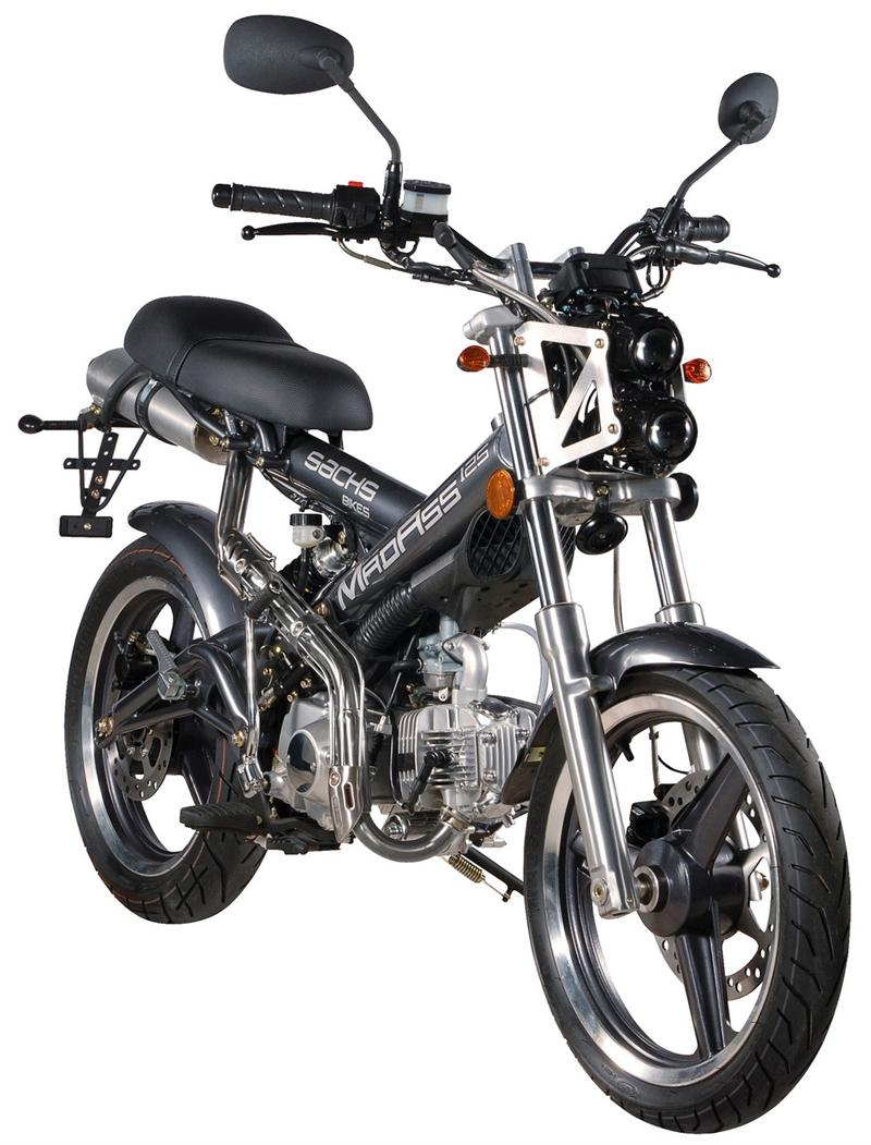 Mad Ass Motorcycle 20