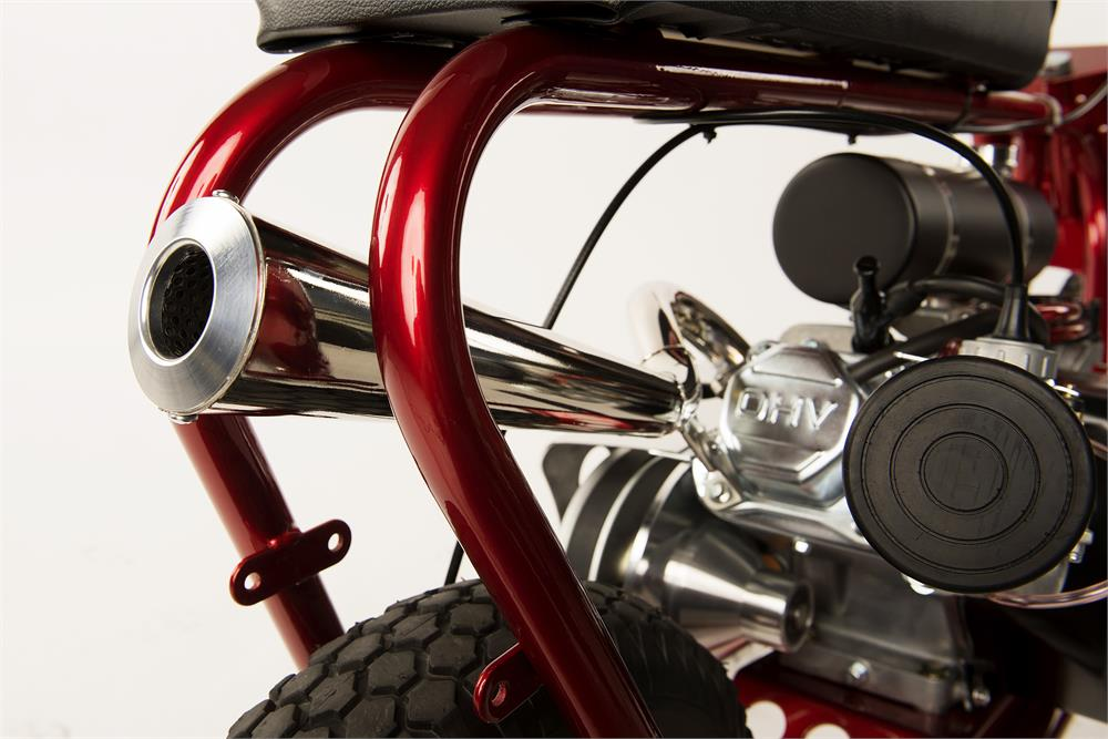 Continental Bike Tires >> Mini Bike Stinger Exhaust Header for Honda GX160 / GX200 ...