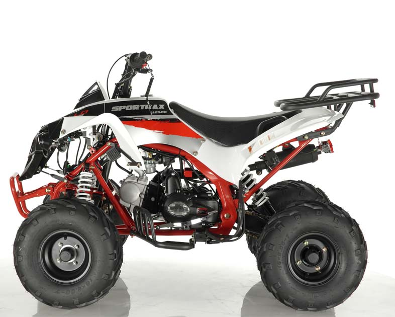 Raptor 125SLT ATV