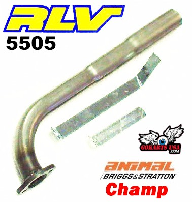 RLV Animal Champ Pipe