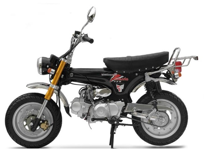 Mini Trail Classic Pro 125 Motorcycle
