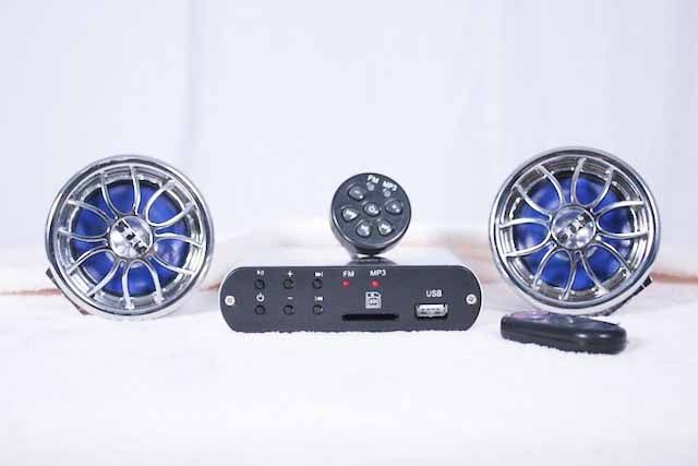 Mp3 Speakers For Go Kart Buggy