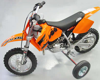 Ez Bike Mini Motorcycle Training Wheels