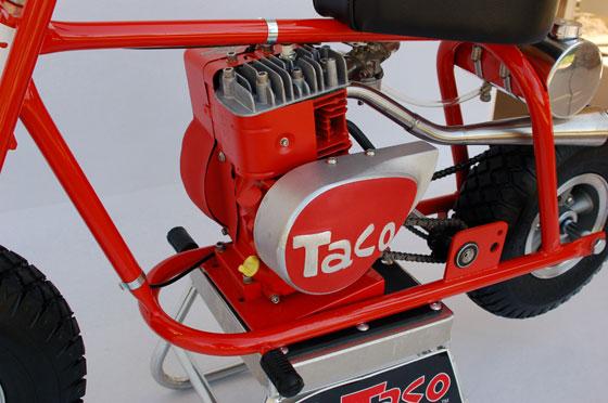 Taco Hot Tamale Mini Bike