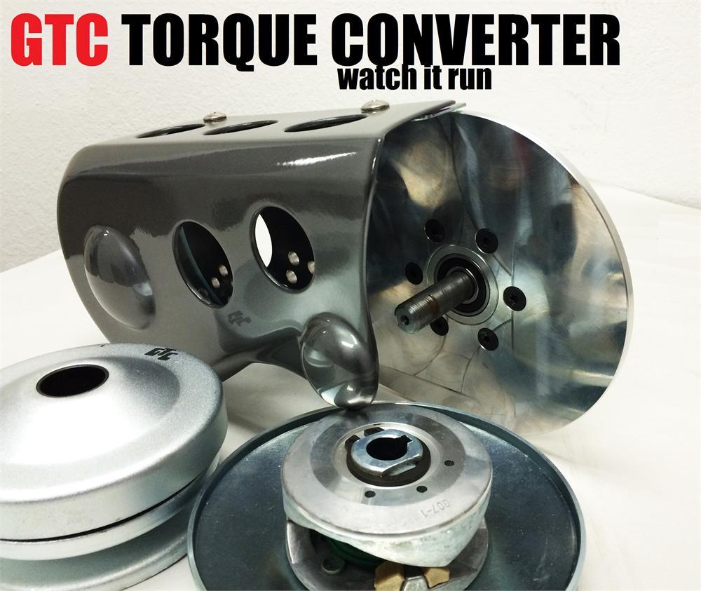 10 Tooth Comet Industries Torque Converter Kit Bore 1in