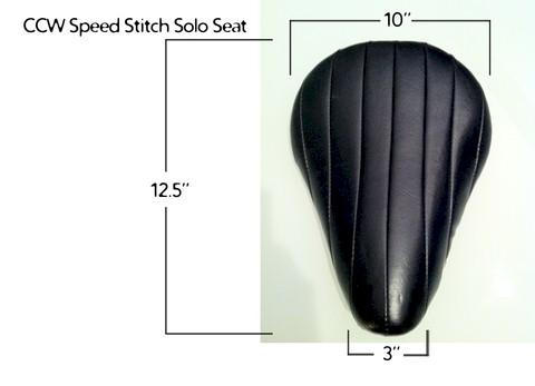 Bobber Solo Bobber Speed Rib Solo Seat