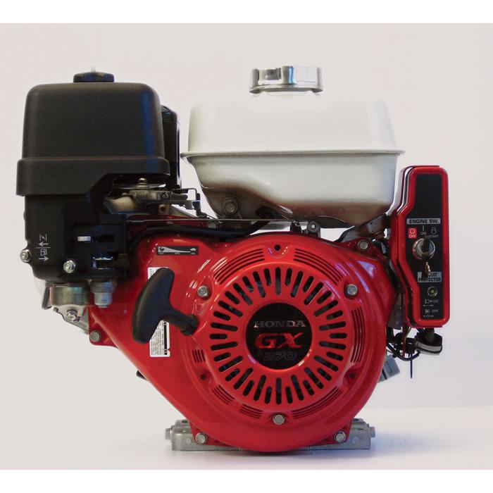 Honda GX270 9hp Engine, with Electric Start | Gx270 Honda Ohv Engine Diagram |  | GTC Manufacturing