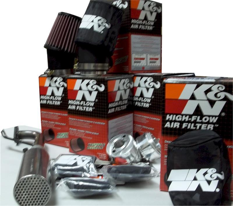 K&N Value Pack, Go Kart Mini Bike Honda GX160/200 and