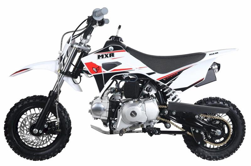 PitsterPro MXR 90 SS Dirt Bike