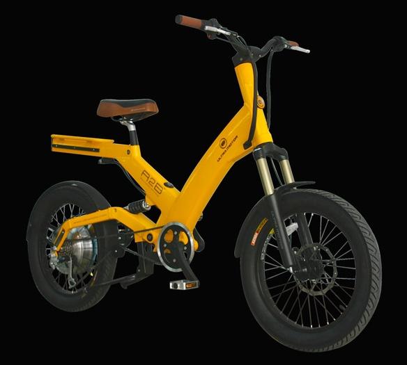 Ultra Motors A2B Metro Electric bike