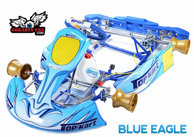 Top Kart Blue Eagle, Cadet