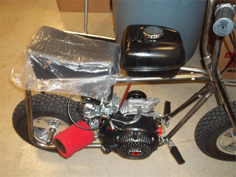 mini bike gas tank kit. Black Bedroom Furniture Sets. Home Design Ideas