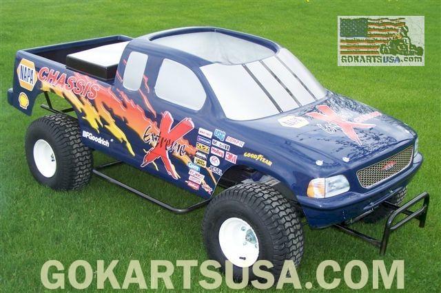 Go Kart Dallas >> Monster Truck Go Kart
