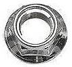 NYLON LOCKING NUT M6, for TrailMaster GY6 150 Buggy Go Kart
