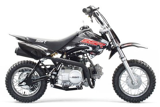 SSR 70A Pit Bike (Mini Dirt Bike)
