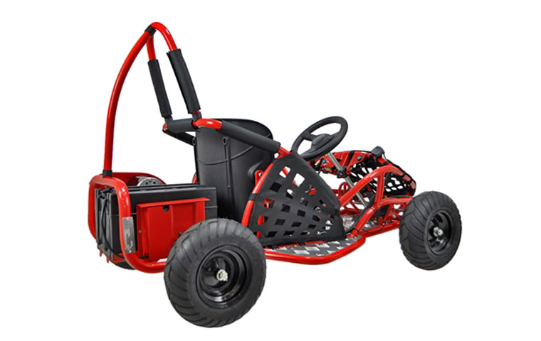 Electric Vehicles For Kids >> Prowler Kids Mini Electric Go Kart