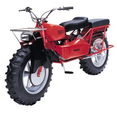 Rokon Ranger 2x2 Mini Bike