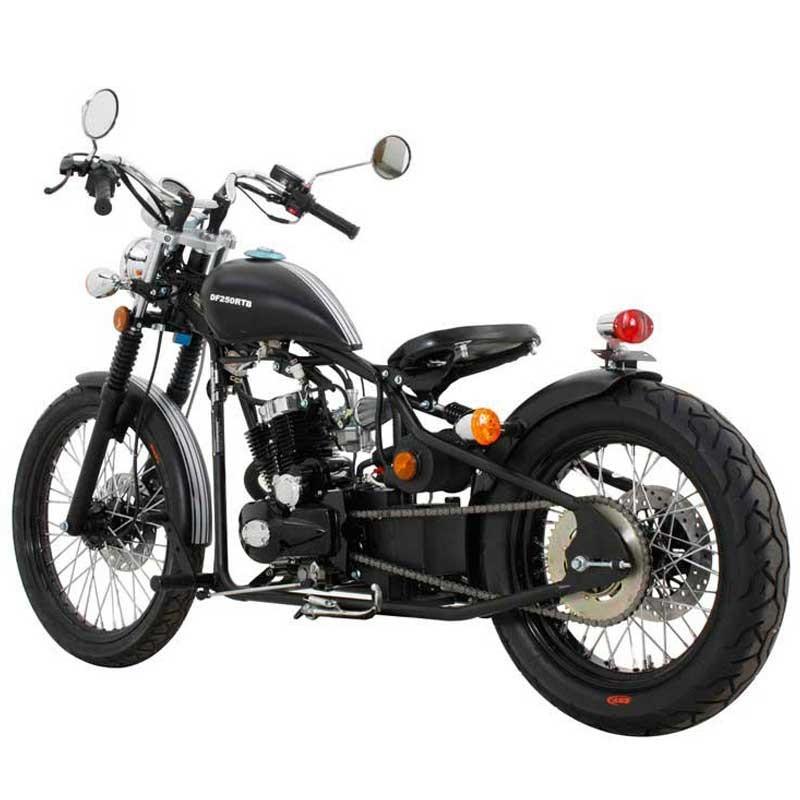 Renegade 250 Bobber Motorcycle  Renegade 250 Bo...
