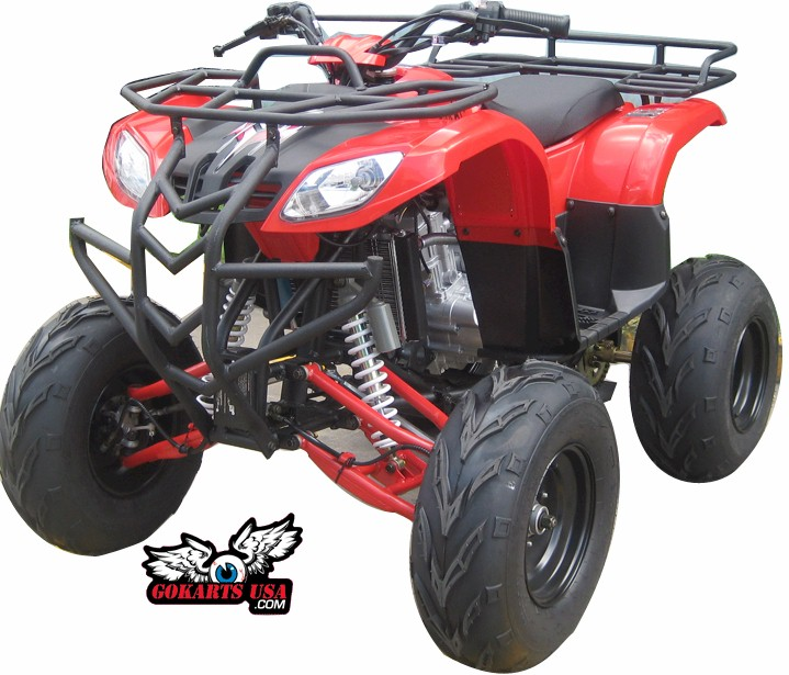Roketa ATV-56K 250cc ATV, 3-Speed Manual, Liquid Cooled