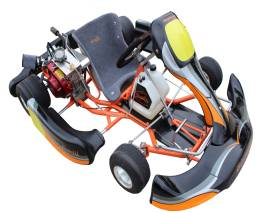 VS1 Racing Go Kart