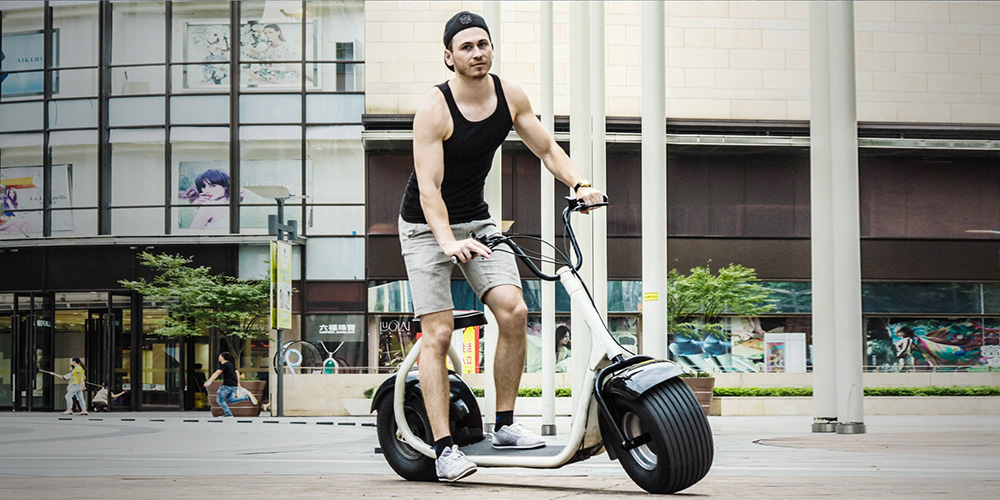 seev  electric scooter