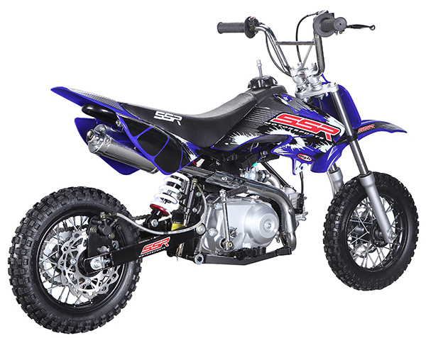 Kids Atv For Sale >> SSR 70 Pit Bike | Electric Start | Auto | No Shifting ...