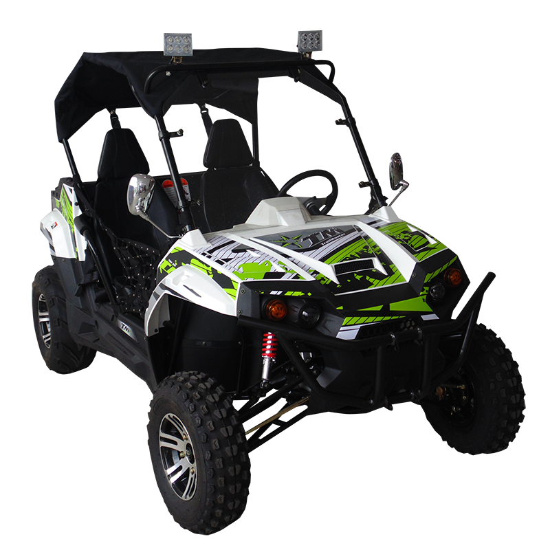 Interceptor Challenger 200X Deluxe UTV Side by Side (Super Sale)