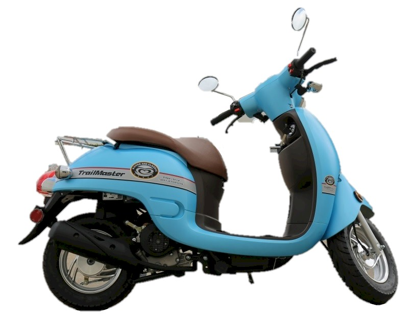 TrailMaster Milano 50cc Scooter
