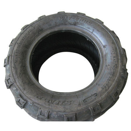 Tire (Rear R OR L) RR 13X6-5, for TrailMaster XRX XRS Go Kart