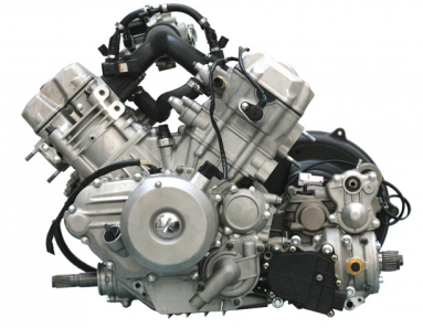 800cc V-Twin EFI Fuel Injection 4WD