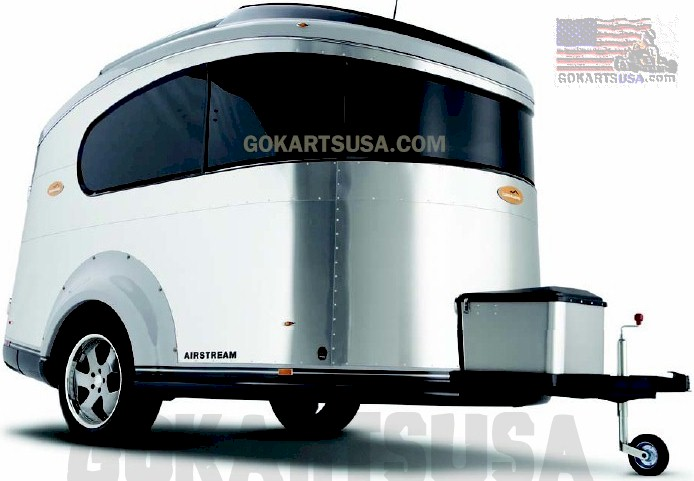 Airstream Base Camp Sale http://gokartsusa.com/airstreambasecampatvtransportcampertrailer.aspx