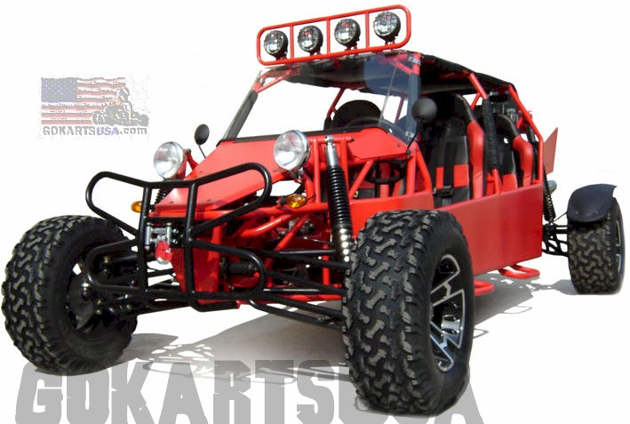 BMS Dune Buggy 1000 4-Seater : Powerbuggy Power Buggies