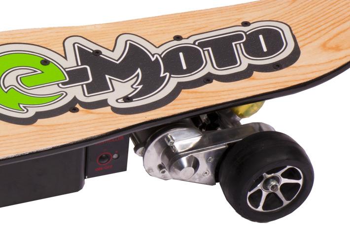 e moto em81 electric motorized skateboard. Black Bedroom Furniture Sets. Home Design Ideas