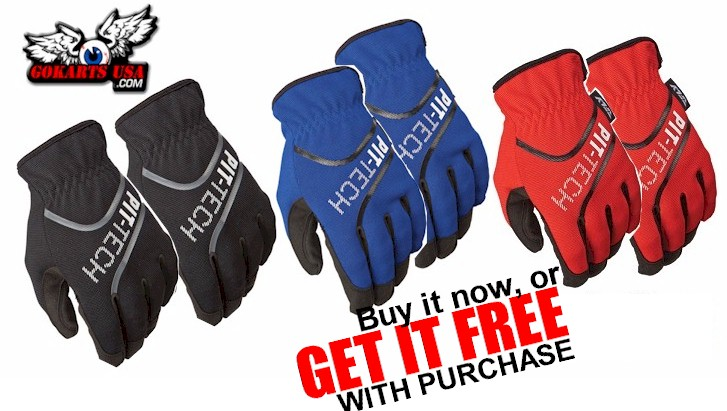 PIT TECH LITE GLOVES