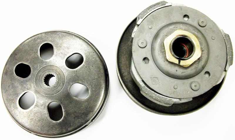 Clutch Assembly, for TrailMaster GY6 150 Buggy Go Kart