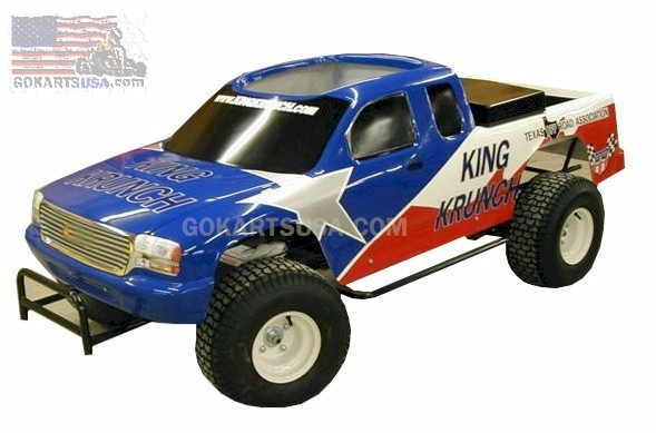 Monster truck go kart bodies submited images